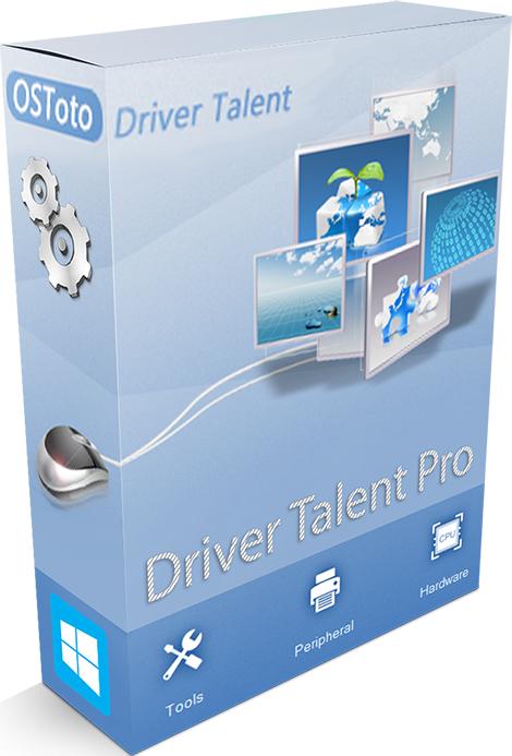 Driver Talent Pro 6.5.56.164 Crack + License Key Download