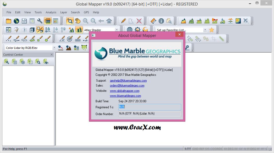 Global Mapper 19.0.0 Keygen & Activator Download