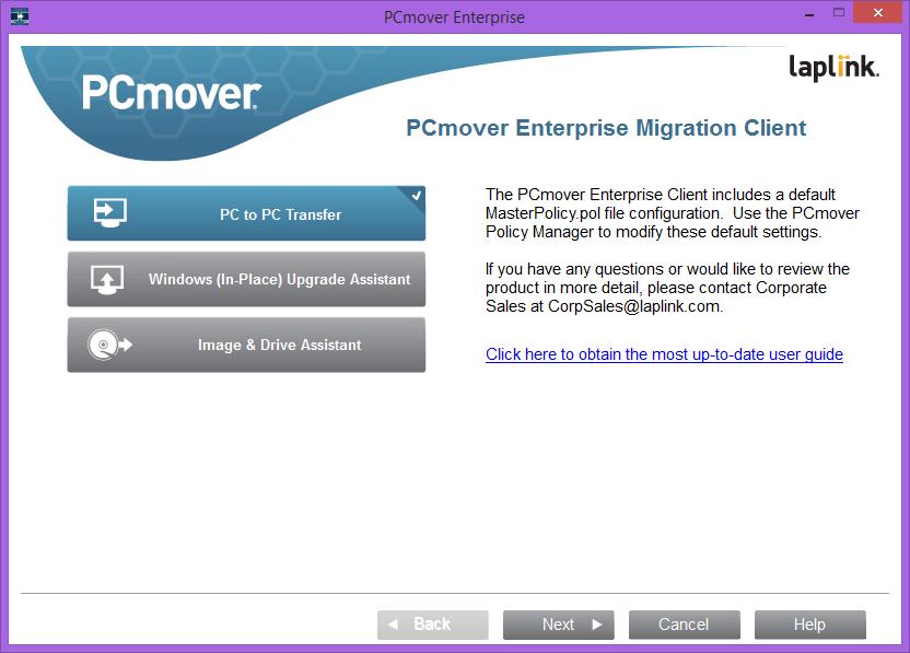 PCmover Enterprise 10.1.649 License Key & Crack Download
