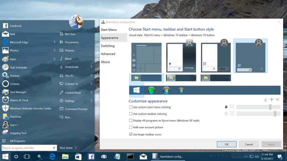 StartIsBack++ 2.5.2 Portable Latest Version Free Download