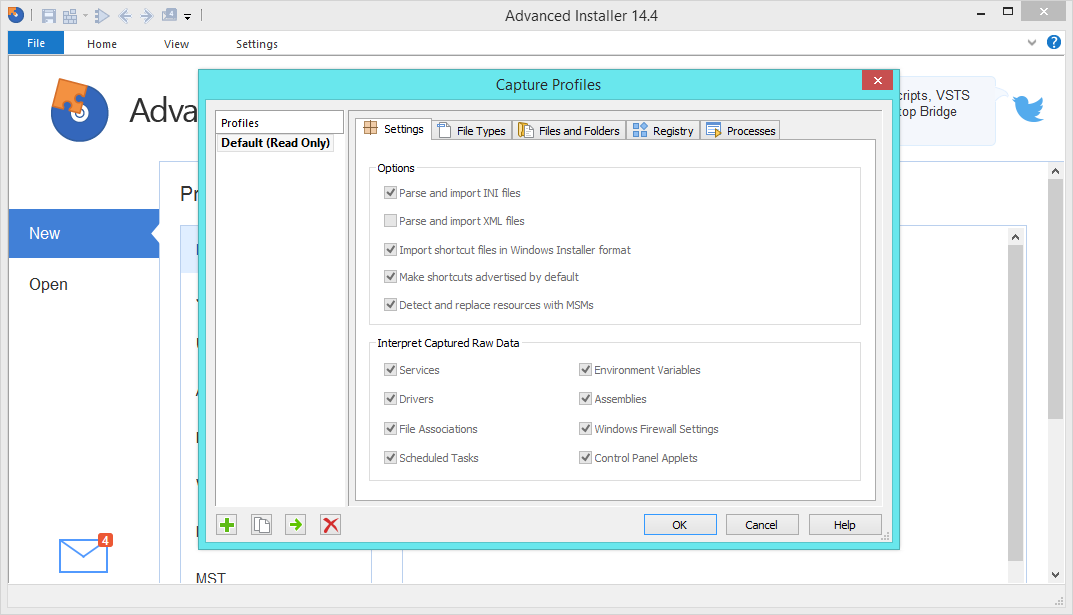 Advanced Installer Architect 14.4 Crack + Serial Key Download