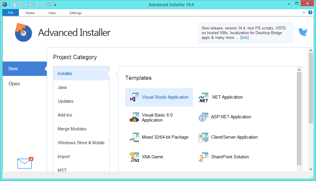 Advanced Installer Architect 14.4 Keygen & Crack Download