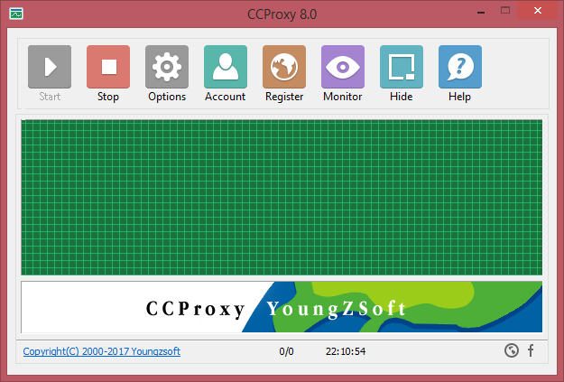 CCProxy 8.0 Build 20171115 Serial Key + Patch Download