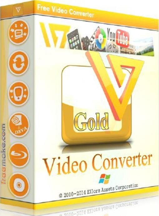 Freemake Video Converter Gold 4.1.10.20 License Key Download