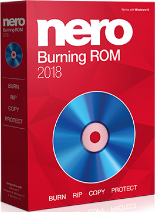 Nero Burning ROM 2018 Crack & License Key Free Download