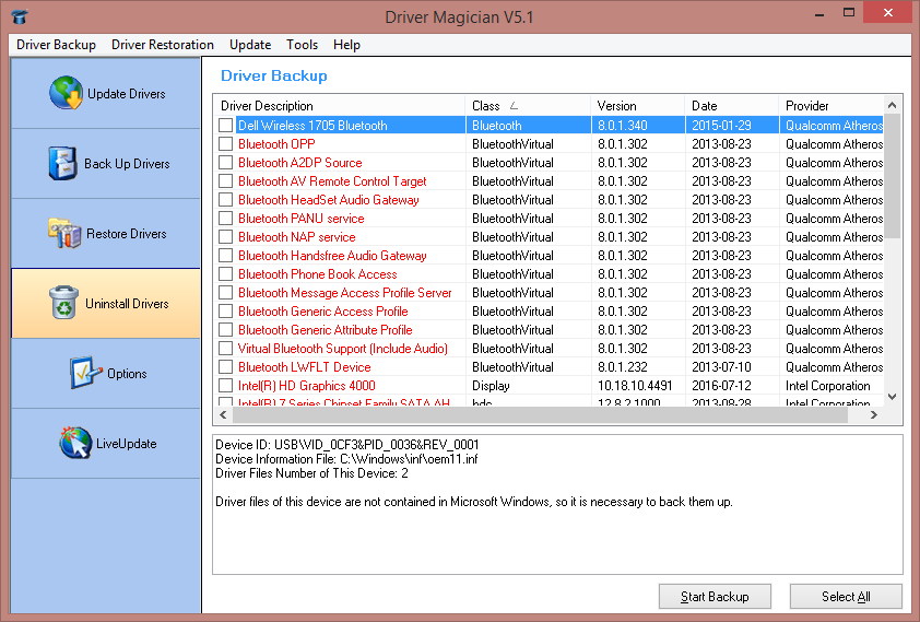 Driver Magician 5.1 Full License Key + Patch Free Download