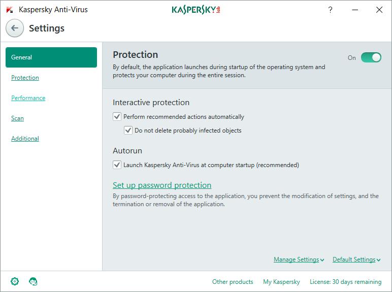 Kaspersky Antivirus 2018 Serial Number & Patch Download