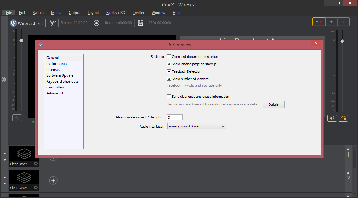Wirecast Pro 8.2.0 Full Patch & Serial Number Download
