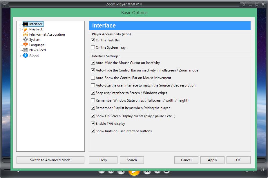 Zoom Player MAX 14.0.0 Crack + License key Free Download