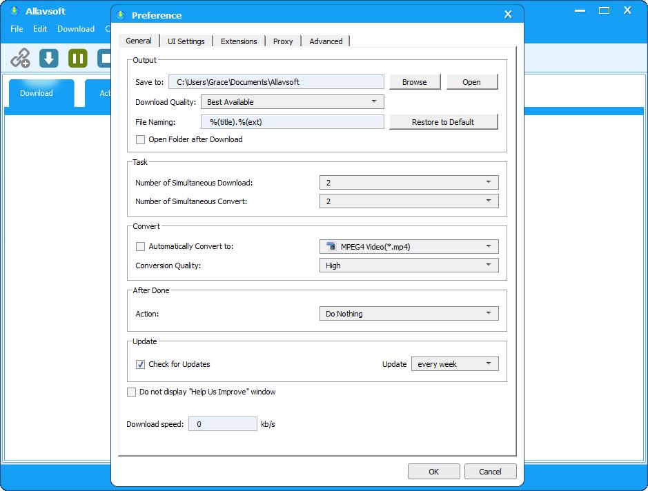 Allavsoft Video Downloader Converter 3.15.4.6592 Serial Key Download
