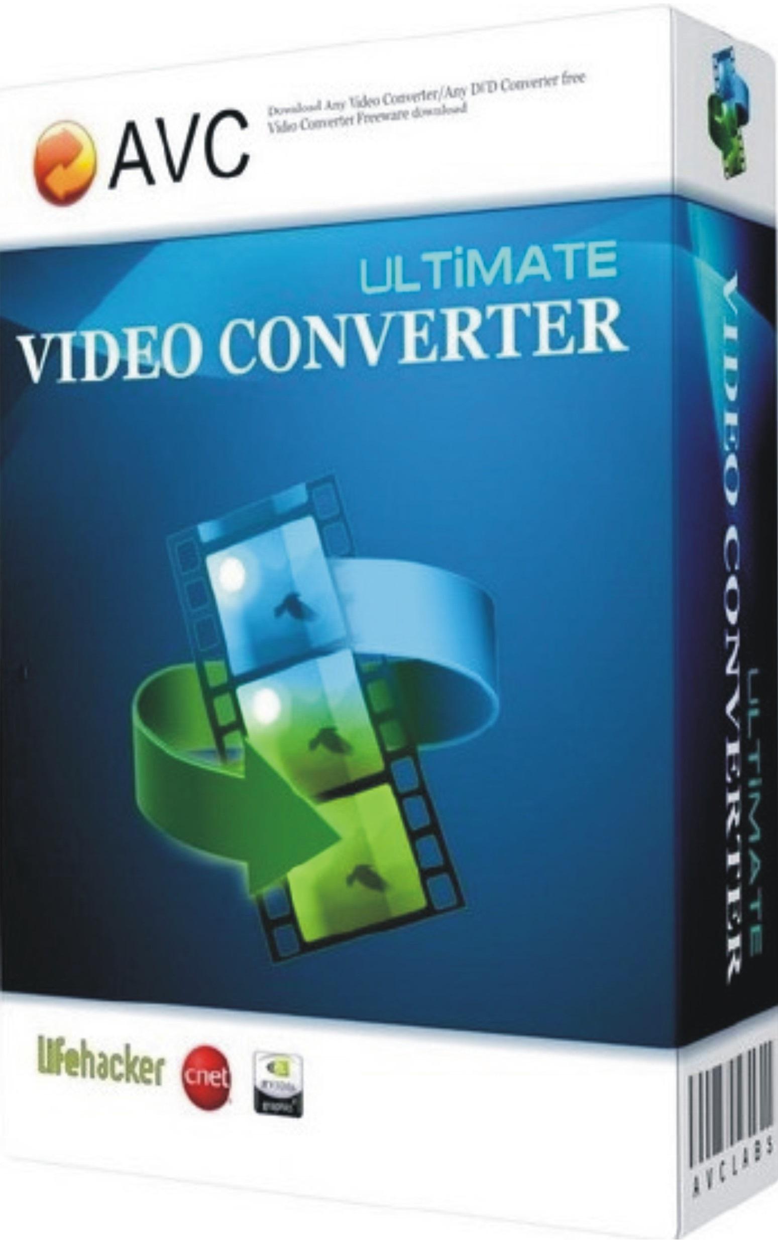 Any Video Converter Ultimate 6.2.1 Crack + License Key Download