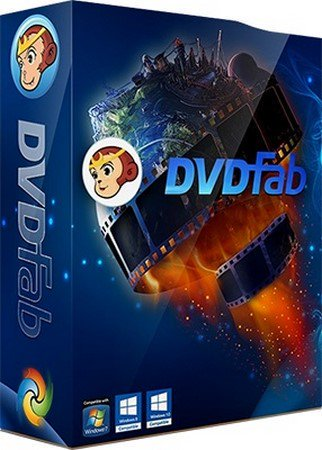 DVDFab 10.0.7.9 License Key & Full Crack Free Download