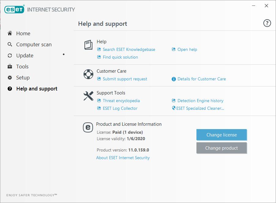 ESET Internet Security 11.0.159.0 Activator & Keygen Download