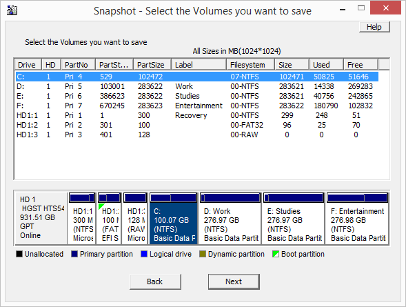 Drive SnapShot 1.45.0.17699 Patch & Serial Key Download