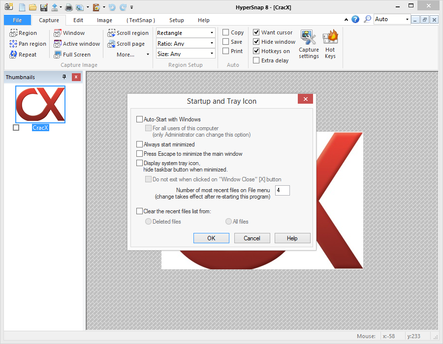 HyperSnap 8.16.05 Full Patch & License Key {2018} Download