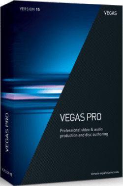 MAGIX VEGAS Pro 15.0.0.311 License Key & Crack Download