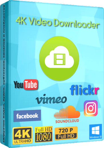 4K Video Downloader 4.4.5.2285 Crack & License Key Download