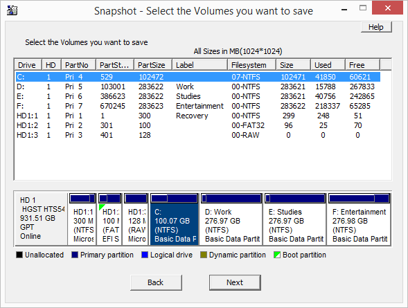 Drive SnapShot 1.46.0.18023 Full Patch & Serial Key Download