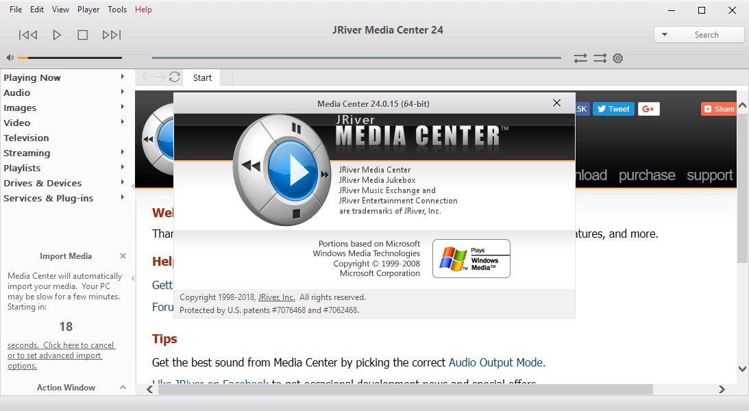 JRiver Media Center 24.0.15 Keygen & Activator Download