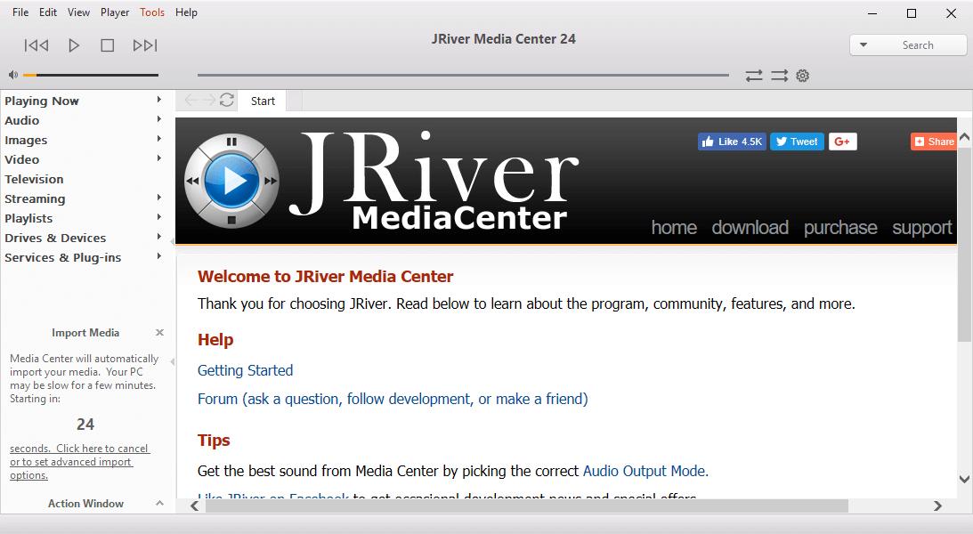 JRiver Media Center 24.0.15 License Key + Patch Download
