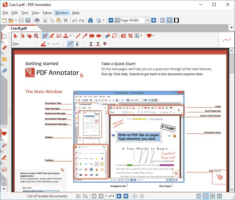 PDF Annotator 6.1.0.620 Full Serial Key & Patch Download