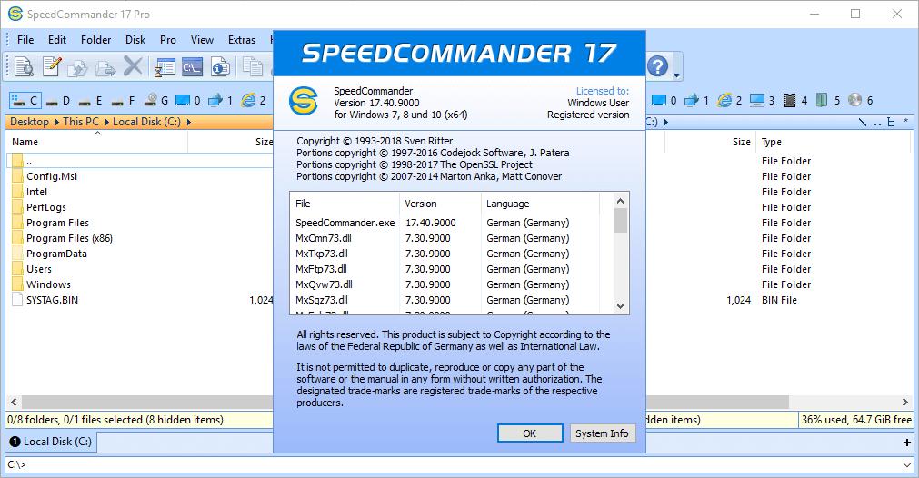 SpeedCommander Pro 17.40.9000 Keygen & Activator Download