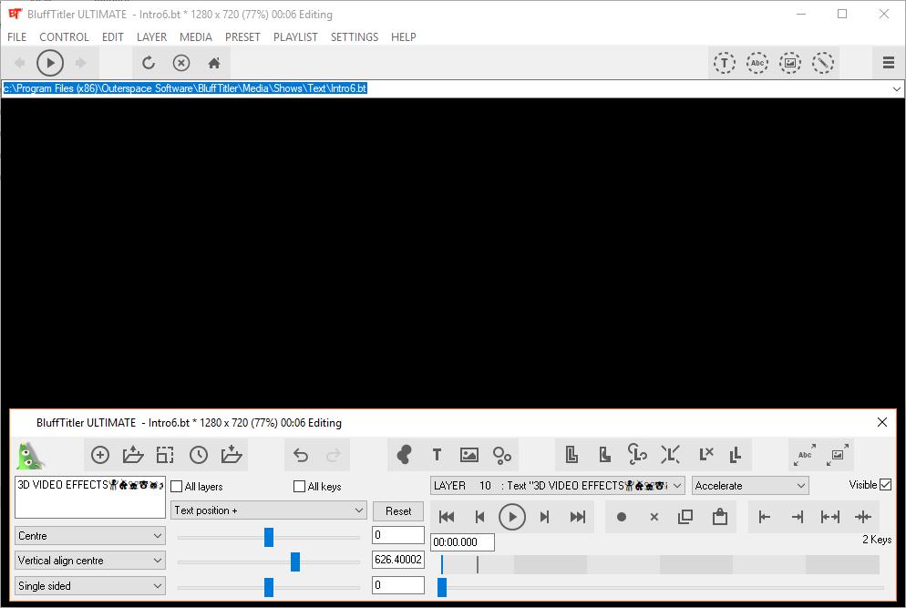 BluffTitler Ultimate 14.0.0.1 Full Serial Key & Crack Download