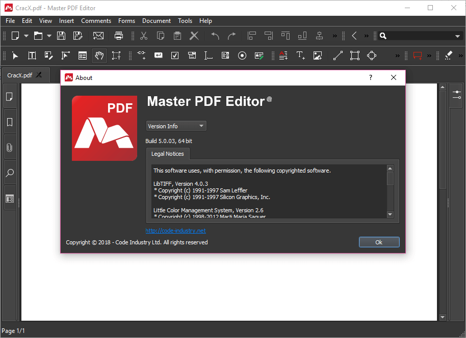 Master PDF Editor 5.0.03 Full Keygen & Activator Download
