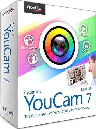 CyberLink YouCam Deluxe 7.0.4129.0 Full Version Cracked Download