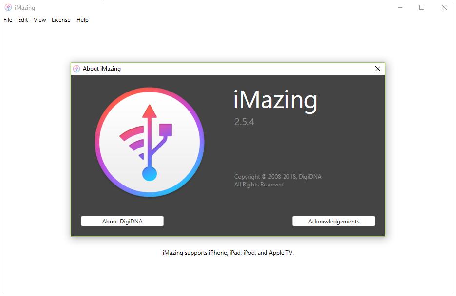 DigiDNA iMazing 2.5.4 Keygen & Activator Latest Download