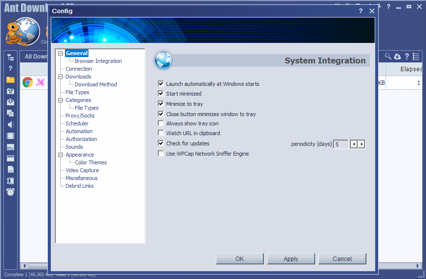 Ant Download Manager Pro 1.7.11 Serial Key & Crack Download