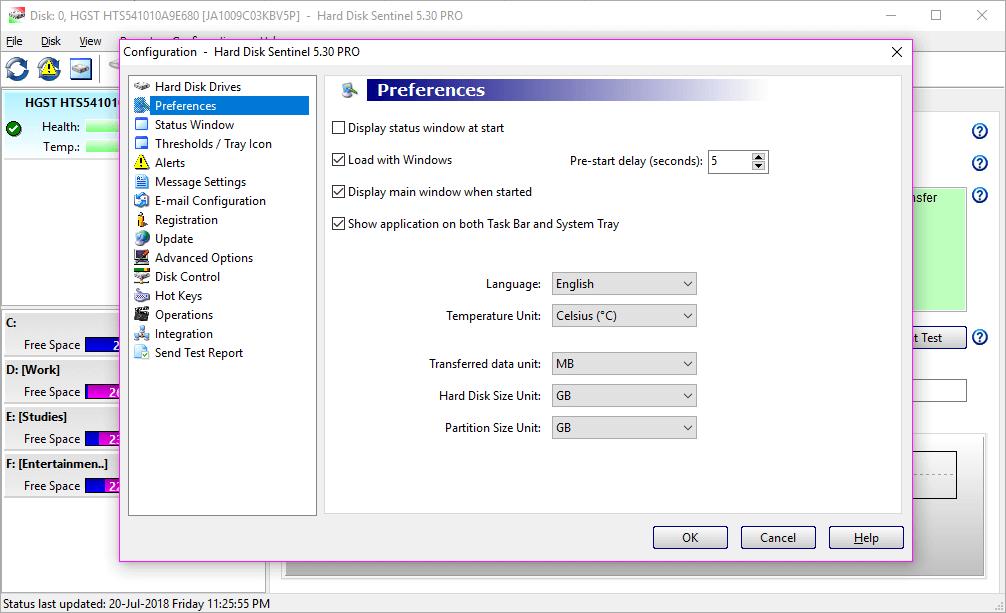 Hard Disk Sentinel Pro 5.30 Build 9417 License Key Download
