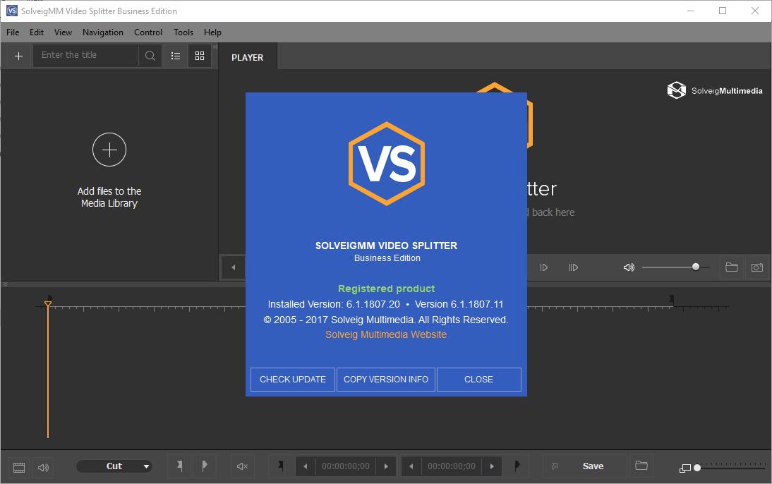 SolveigMM Video Splitter 6.1.1807.20 Full Keygen Download