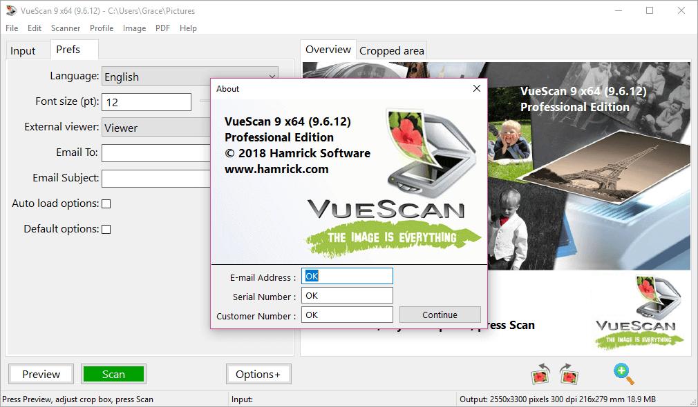 VueScan Pro 9.6.12 Keygen & Activator Latest Download