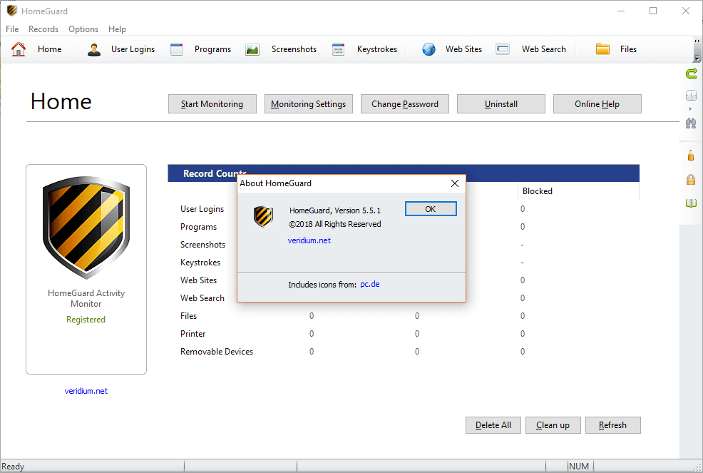 HomeGuard Professional 5.5.1 Full Keygen & Activator Download
