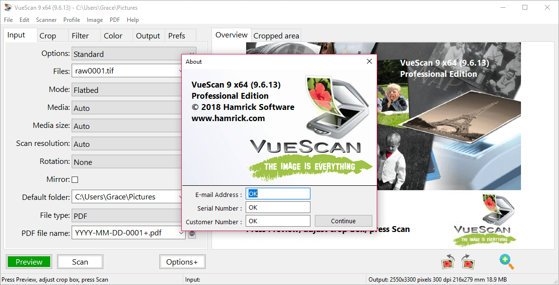 VueScan Pro 9.6.13 Full Keygen & Activator Free Download