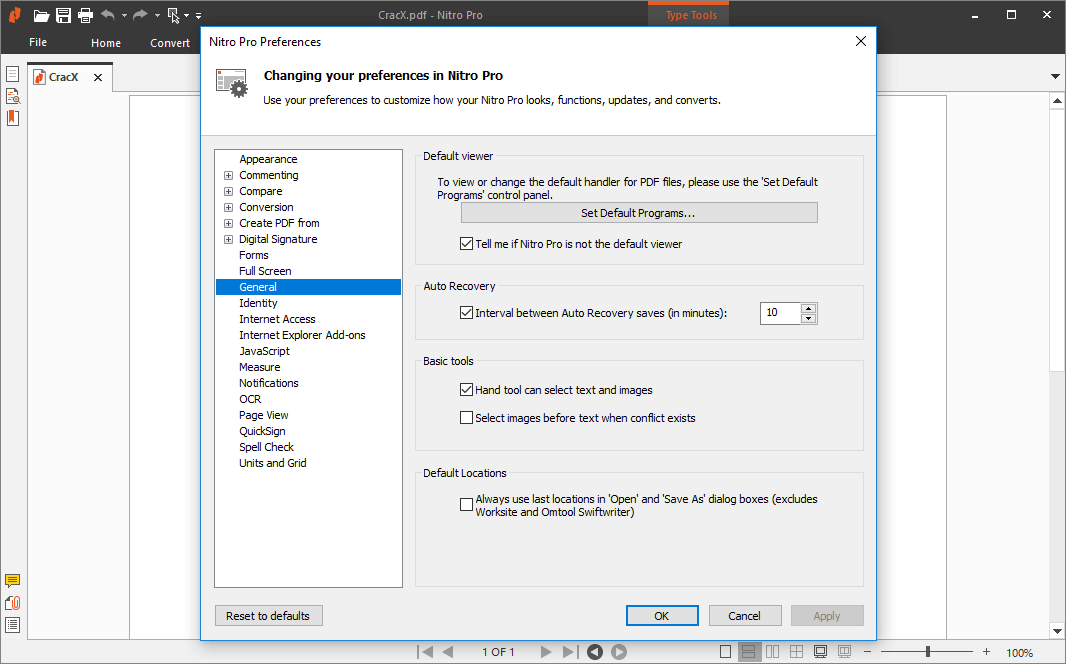 Nitro Pro Enterprise 12.5.0.268 Serial Key & Crack Download