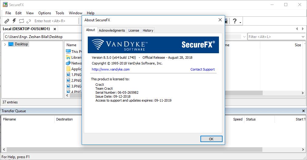 SecureCRT and SecureFX 8.5.0 Keygen & Portable Download