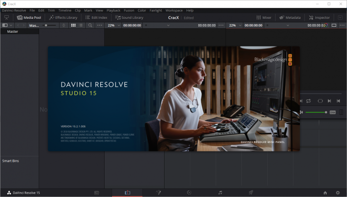 DaVinci Resolve 15.2.1.5 Keygen & Activator Download